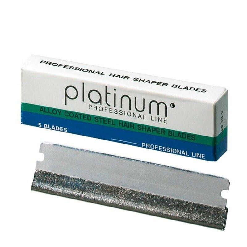 Image of Comair Platinum Rasiermesser Ersatzklingen 5 Stück