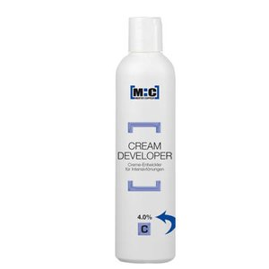 Meistercoiffeur M:C Cream Developper C 4,0% 1000 ml