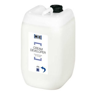 Meistercoiffeur M:C Cream Developper C 4,0% 5000 ml