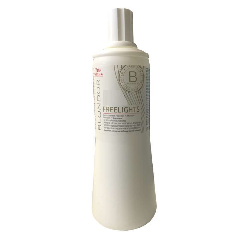 Wella Blondor Freelights  9% 1000ml  Oxidationsmittel