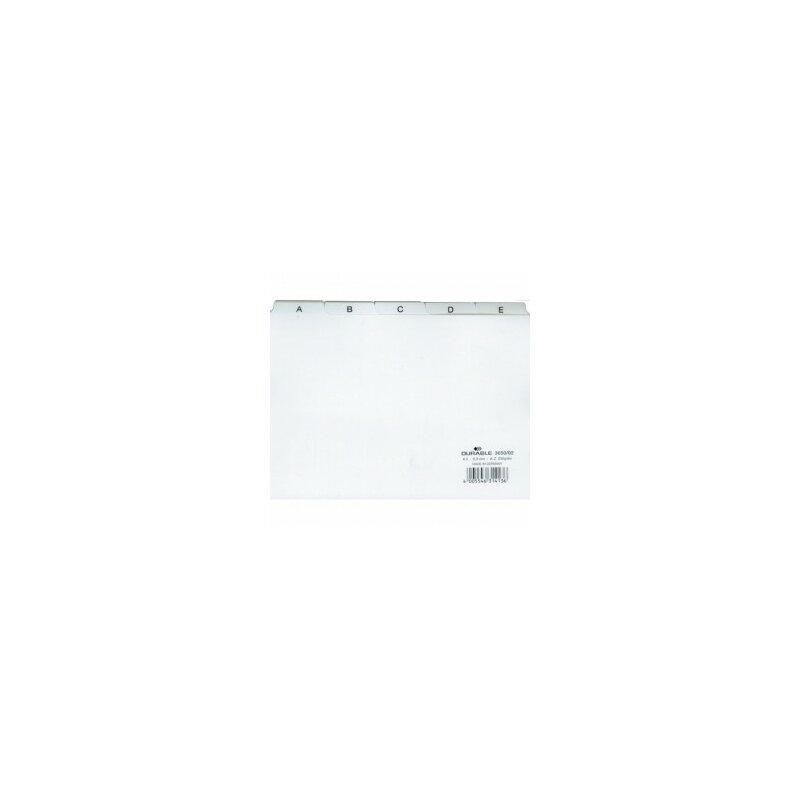 Image of Registratur für Karteikasten