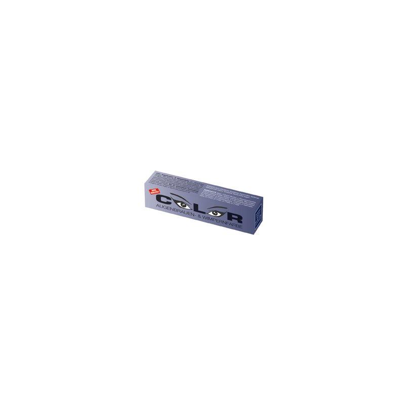 Image of Comair Color Augenbrauen- und Wimpernfarbe blauschwarz 15 ml