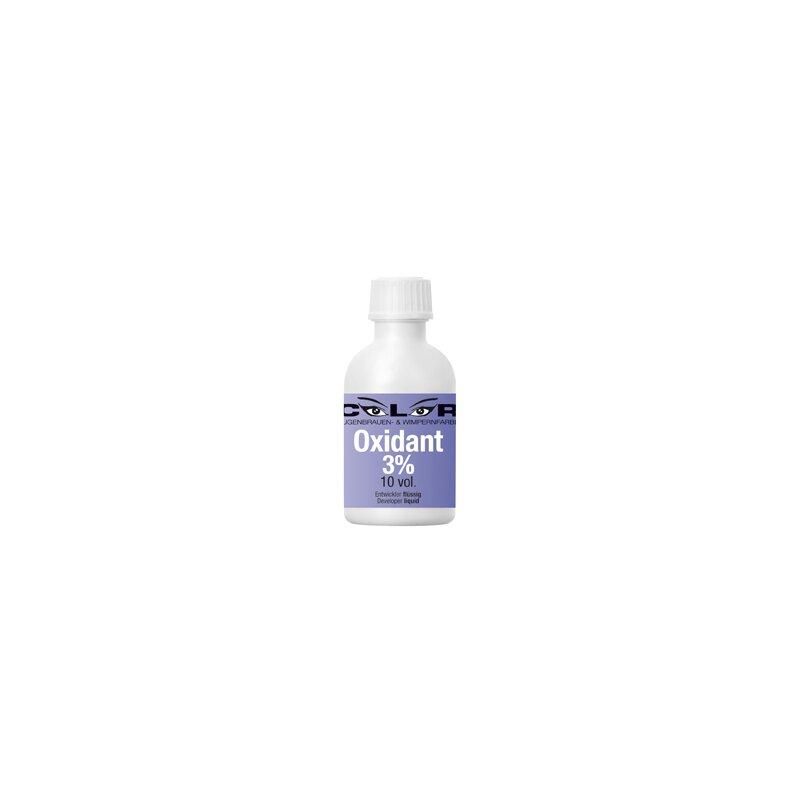 Image of Comair Color Augenbrauen- und Wimpernfarbe Entwickler 3% 50 ml