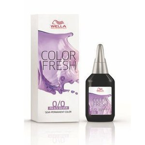 Wella Color Fresh 10/81 hell-lichtblond perl-asch 75 ml