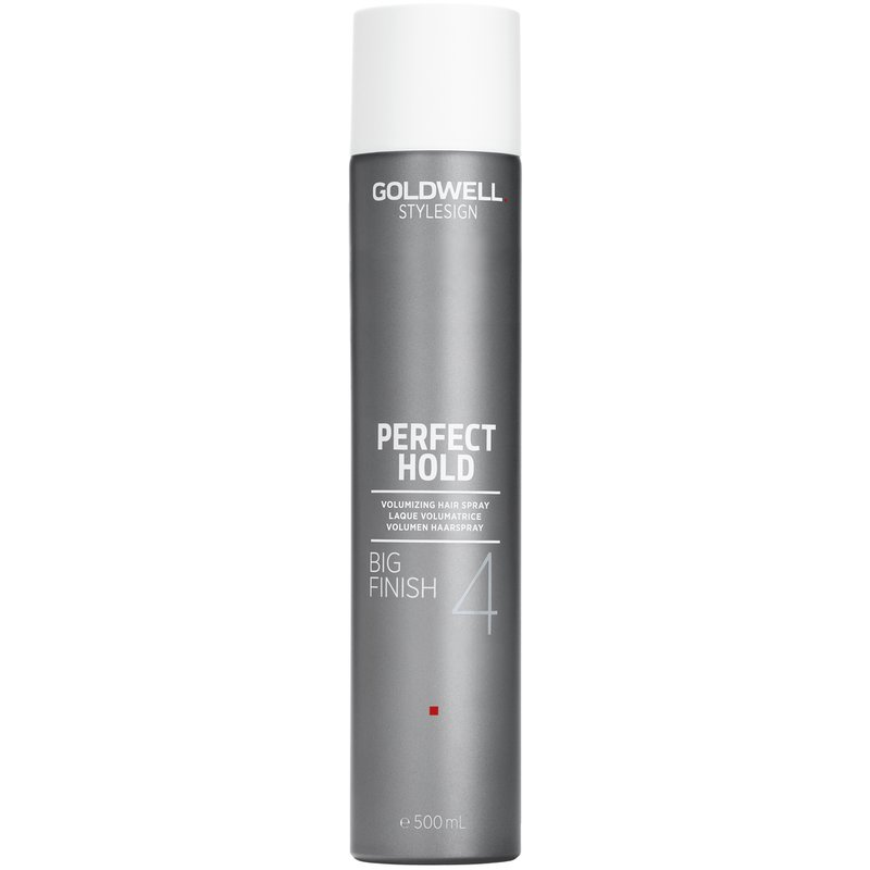 Goldwell Style Sign Perfect Hold Big Finish 500 ml.