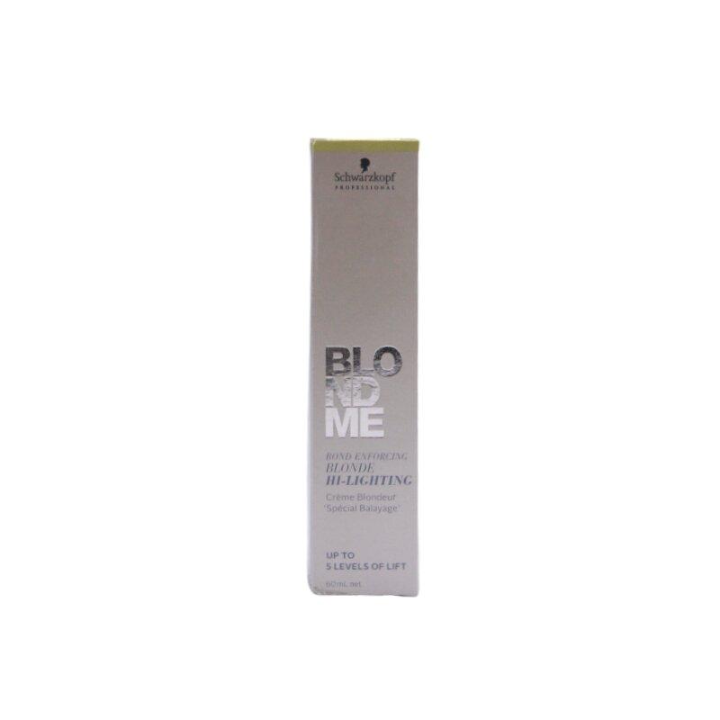 Image of Schwarzkopf BlondMe Hi-Lighting Warmes Gold 60 ml