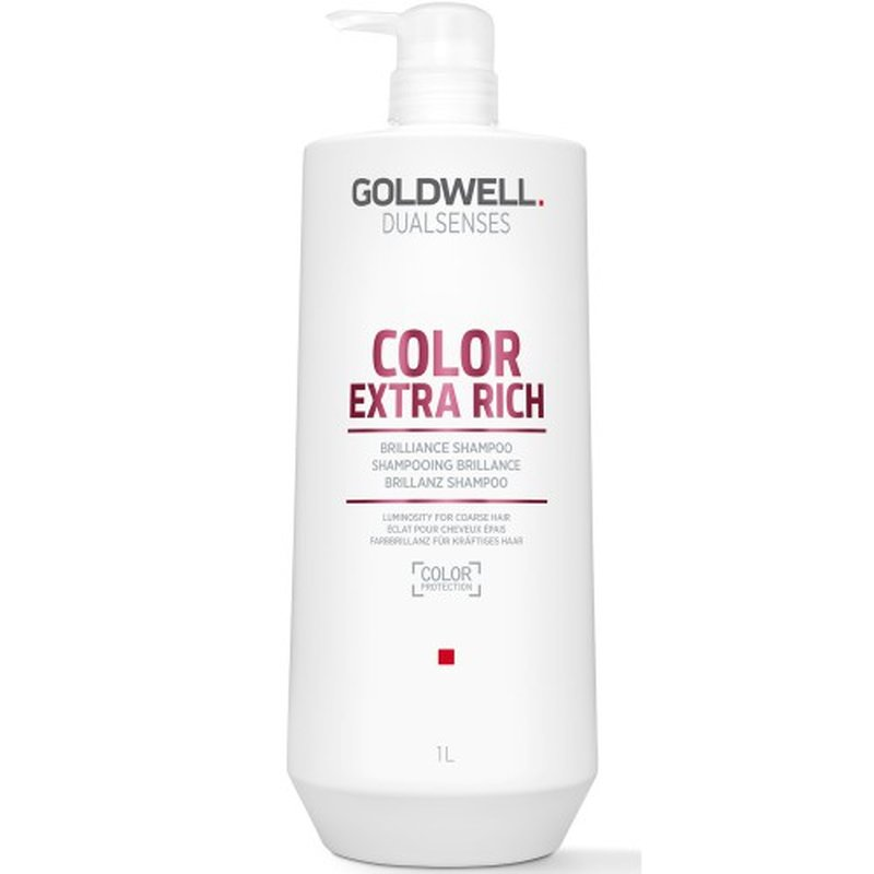 Image of Goldwell Dualsenses Color Extra Rich Brilliance Shampoo 1000ml