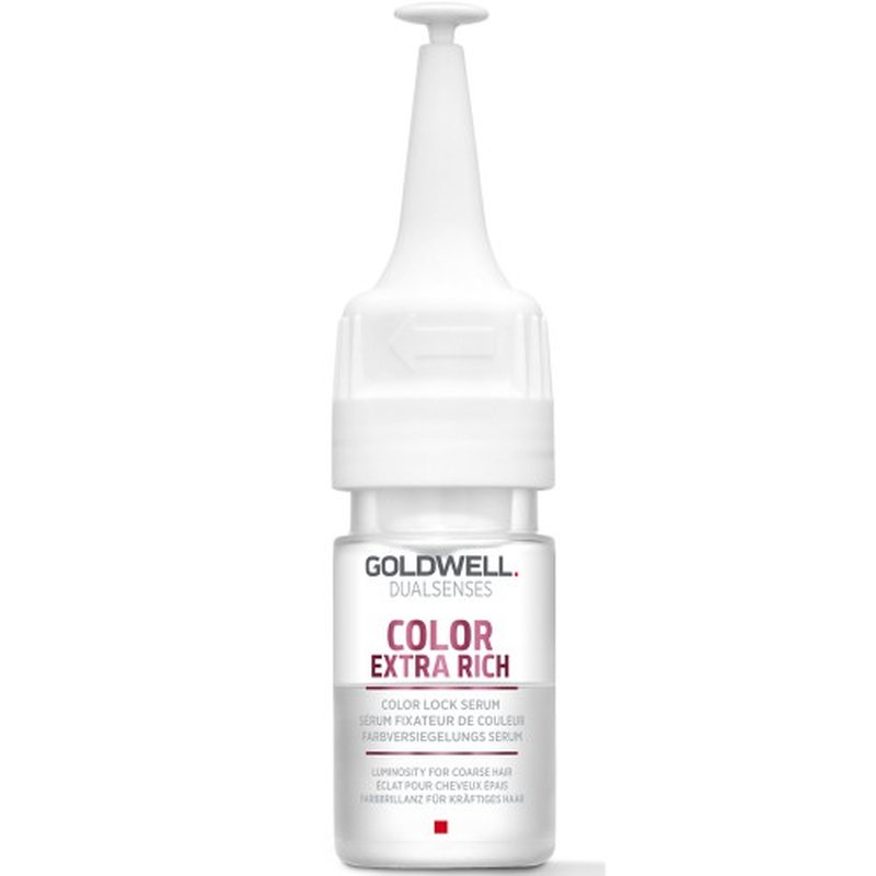 Goldwell Dualsenses Color Extra Rich Color Lock Serum 1x18ml Einzelflasche