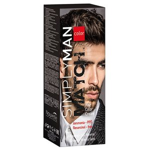 Nouvelle Man Color Kit 3,1 dunkelbraun asch Simply Man