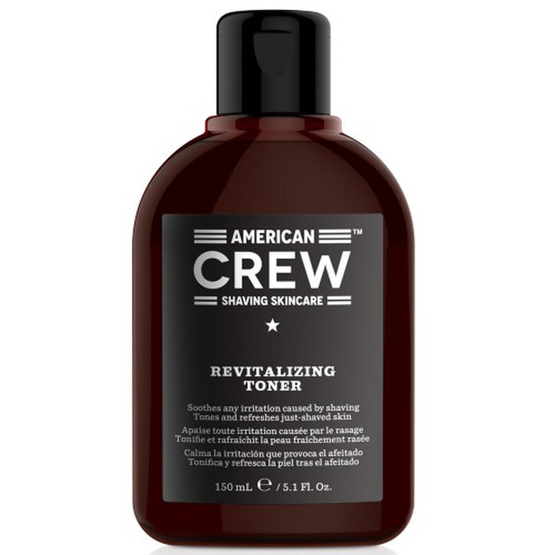 Image of American Crew Shaving Skincare Revitalizing Toner 150 ml