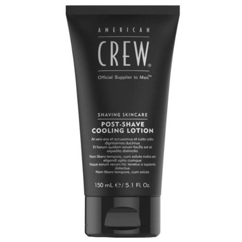 Image of American Crew Shaving Skincare Post Shave Cooling Lotion 150 ml