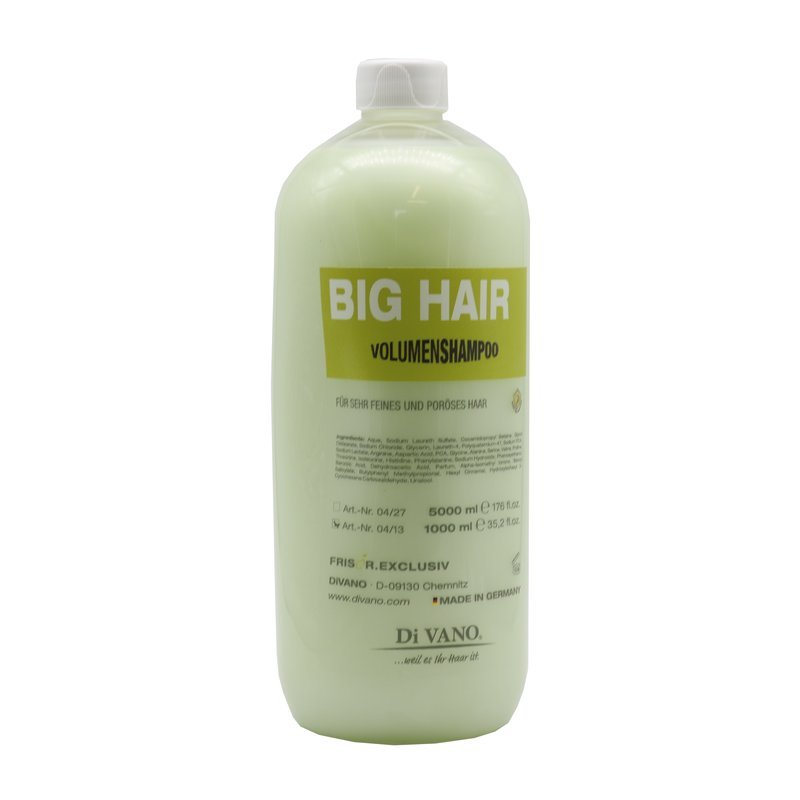 Image of DiVano BIG HAIR Volumenshampoo 1000 ml