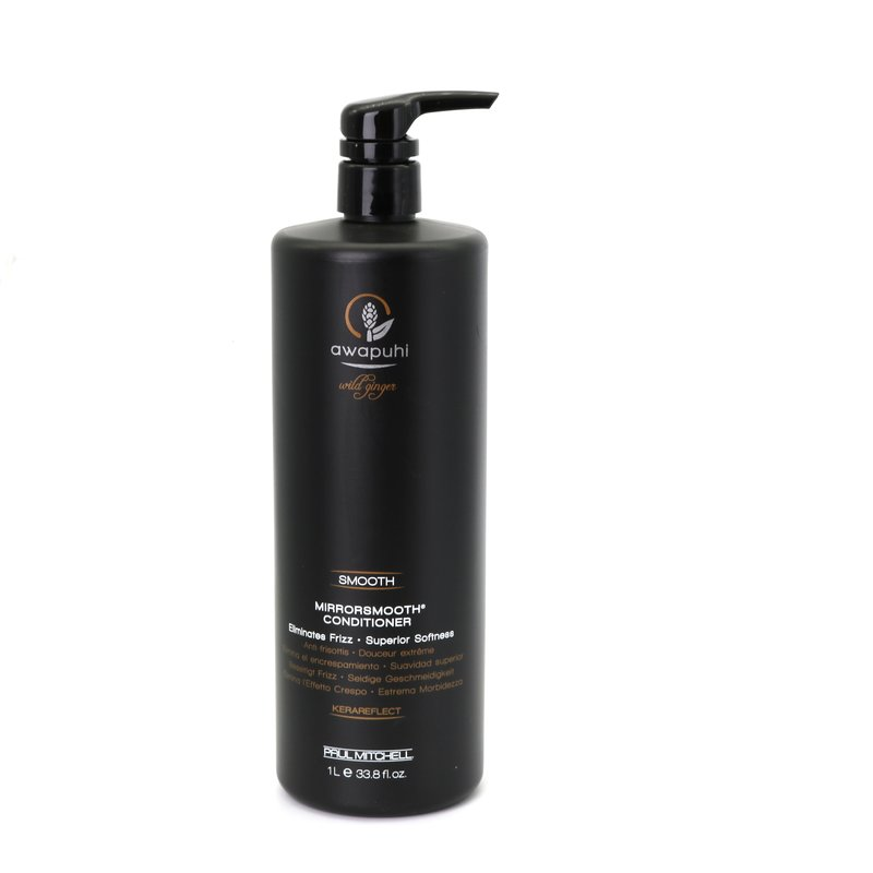 Image of Paul Mitchell Awapuhi Wild Ginger Mirrorsmooth Conditioner 1000ml