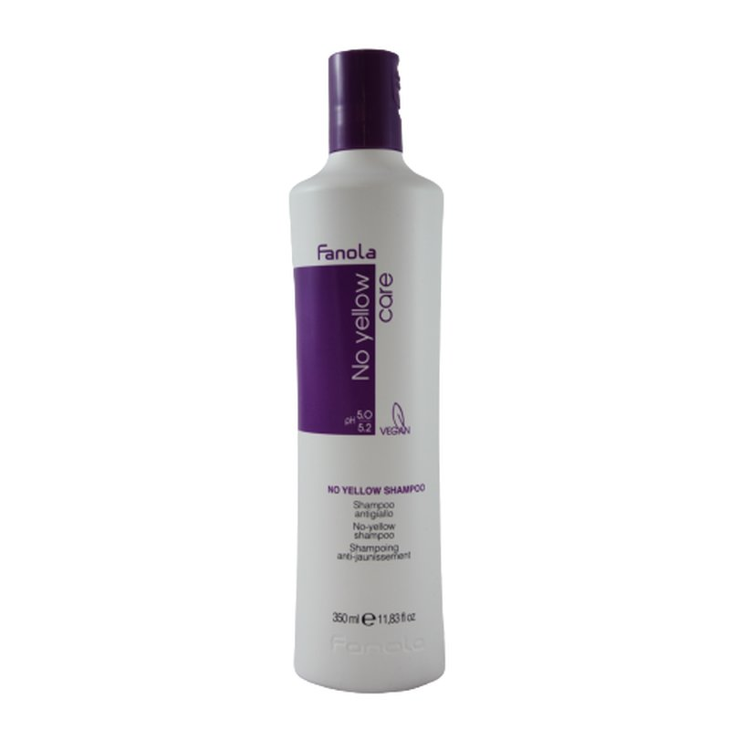 Image of Fanola No Yellow Shampoo 350ml