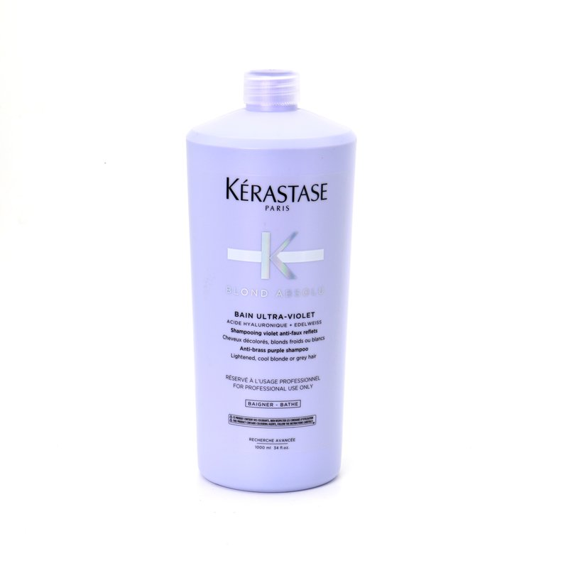 Image of Kerastase Blond Bain Ultra violet 1000 ml