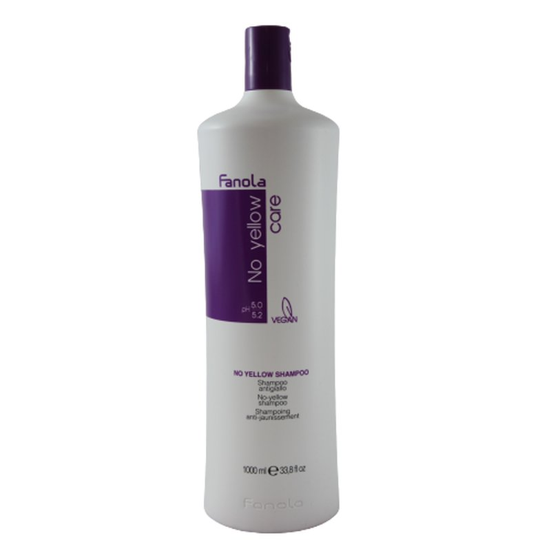 Image of Fanola No Yellow Shampoo 1000ml
