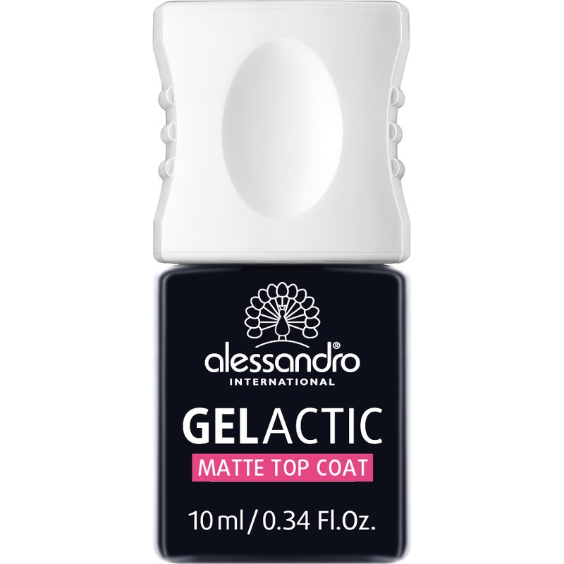 Image of Alessandro Gelactic Matte Top Coat 10 ml
