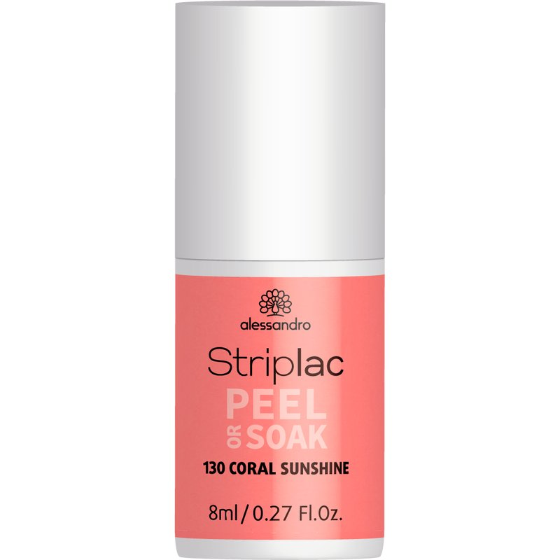 Image of Alessandro Striplac 2,0 Coral Sunshine 8 ml