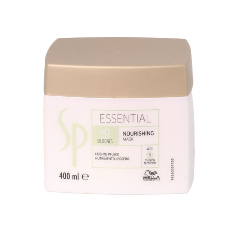 Image of Wella SP Essential Mask 400ml