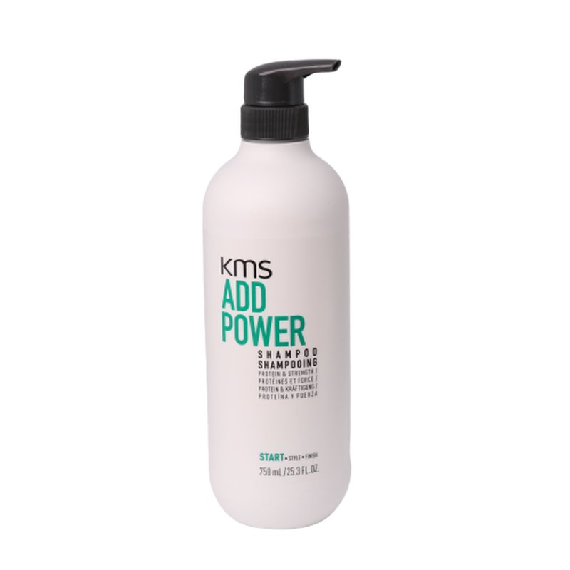 Image of KMS Addpower Shampoo 750ml