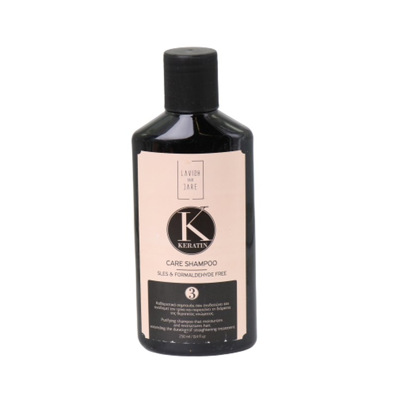 Lavish Care Keratin Care Shampoo 250ml
