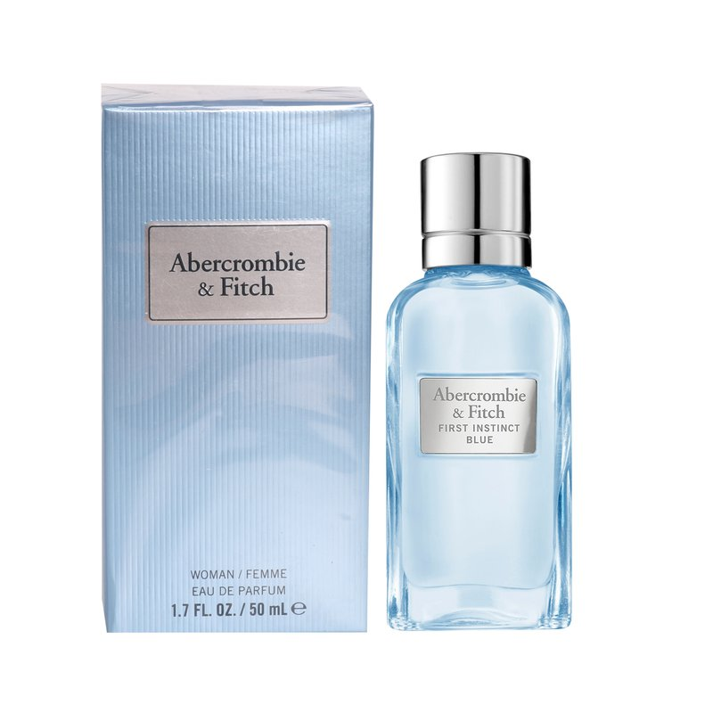 Image of Abercrombie & Fitch First Instinct Blue for Her Eau de Parfum 50ml