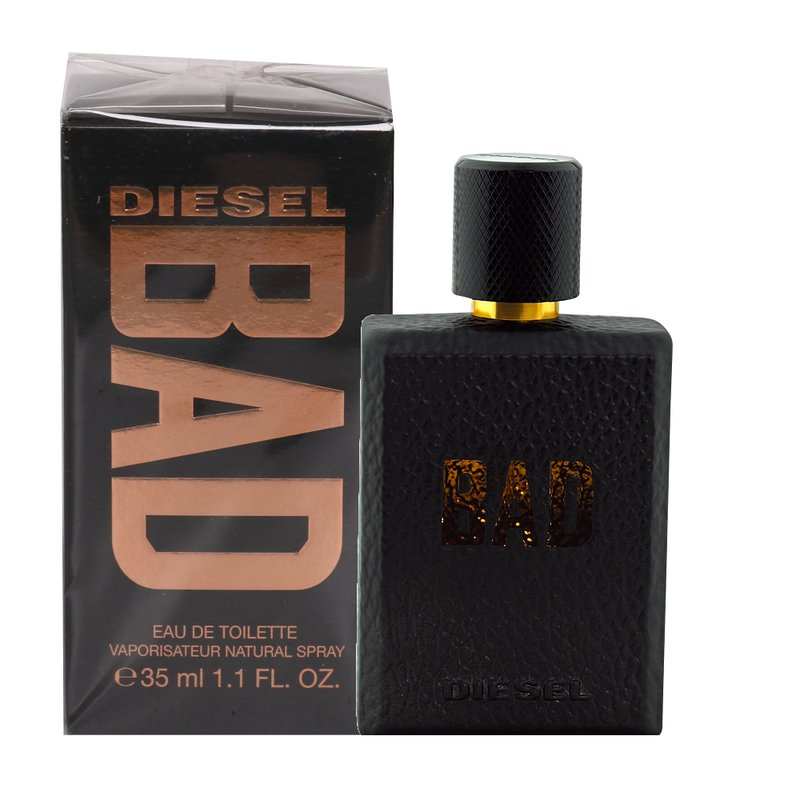 Image of Diesel Bad Eau de Toilette 35ml