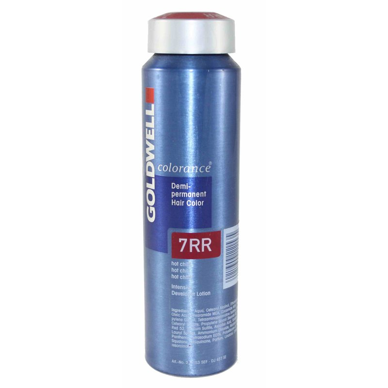 Image of Goldwell Colorance 7RR 120 ml. Vorgängerserie