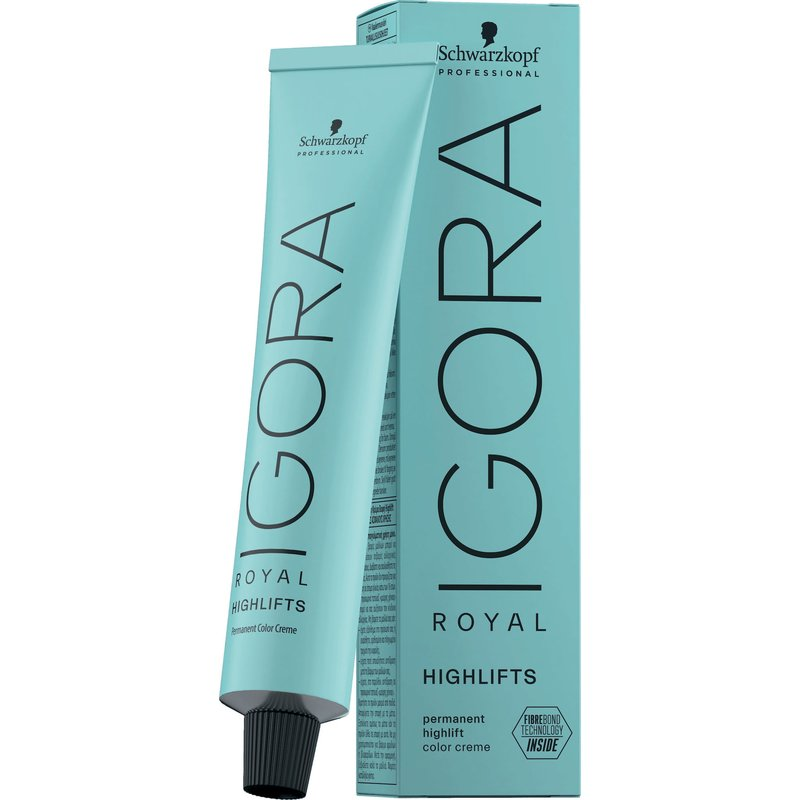 Image of Schwarzkopf Igora Royal Highlifts 12-1 Spezialblond Cendré 60ml