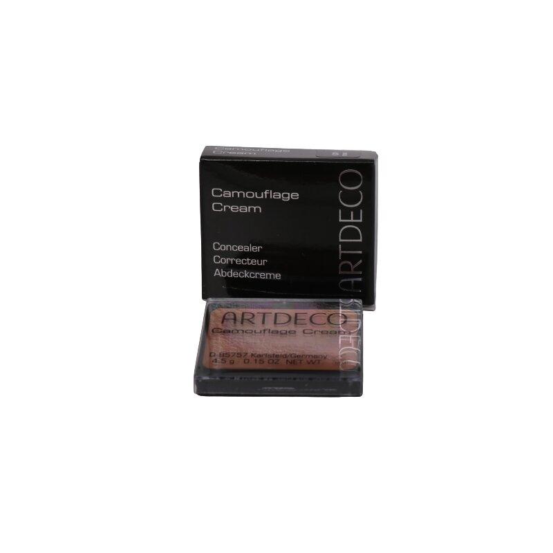 Image of Artdeco Camouflage Cream 7 Deep Whiskey 4,5 Gr