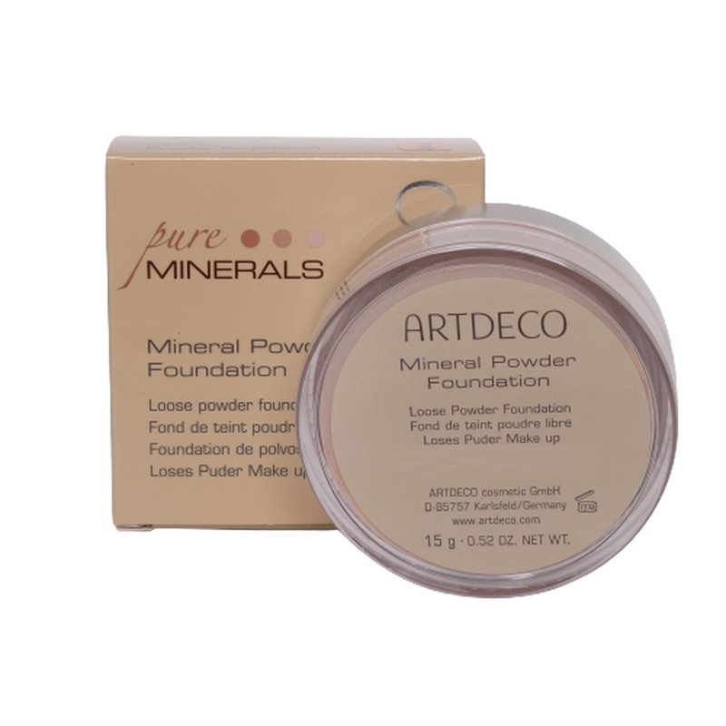Image of Artdeco Mineral Powder 6 Honey 15gr
