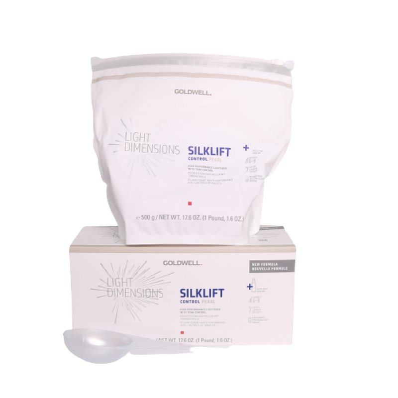 Image of Goldwell Silklift Control Pearl Level 6-8 500 g