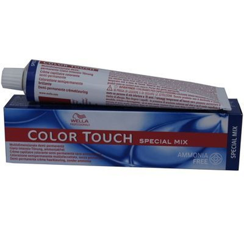 Wella Color Touch Tönung 0/34 gold-rot orange 60 ml.
