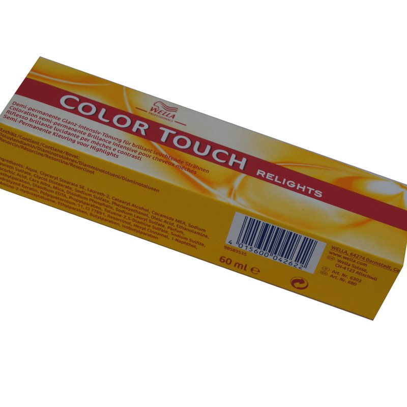 Wella Color Touch Relight  /18 asch-perl 60 ml.