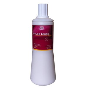 Wella Color Touch Emulsion 4% plus 1 Liter