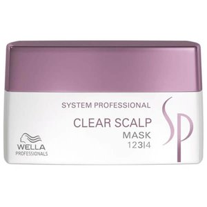 Wella SP Clear Scalp Mask 200 ml.