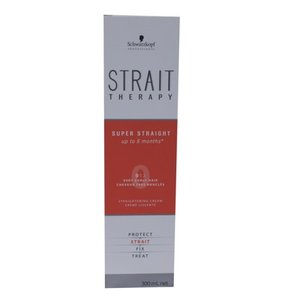 Schwarzkopf Strait Therapy Straight Cream 0...