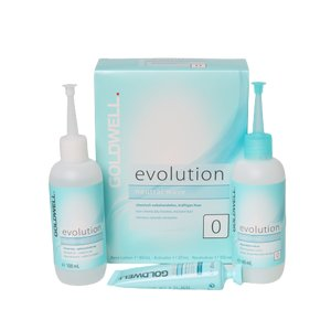 Goldwell  Evolution 0 für schwer wellbares Haar  Set